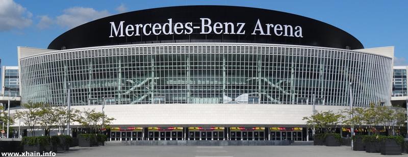 Mercedes-Benz Arena - Berlin-Friedrichshain