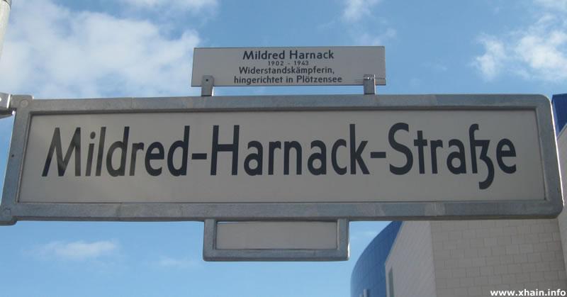 Mildred-Harnack-Straße