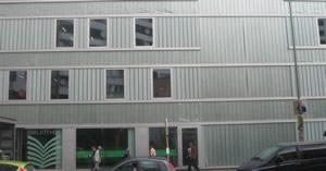 Mittelpunktbibliothek Adalbertstraße