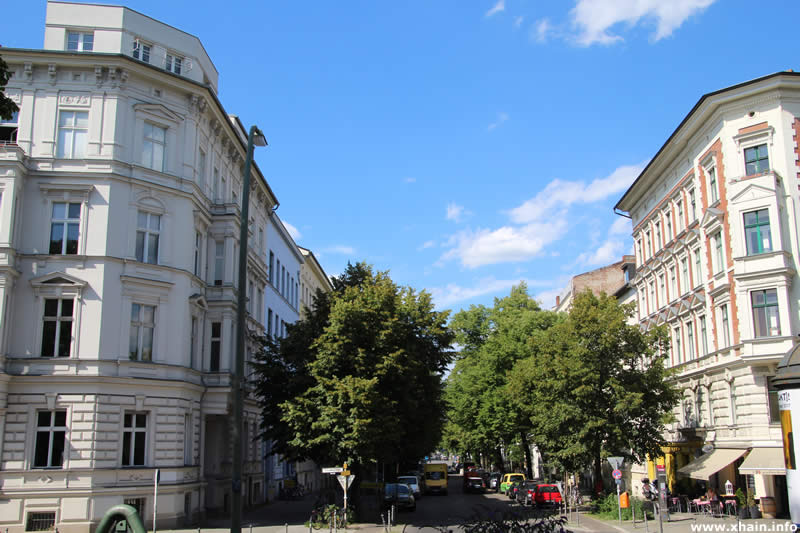 Möckernstraße Ecke Kreuzbergstraße