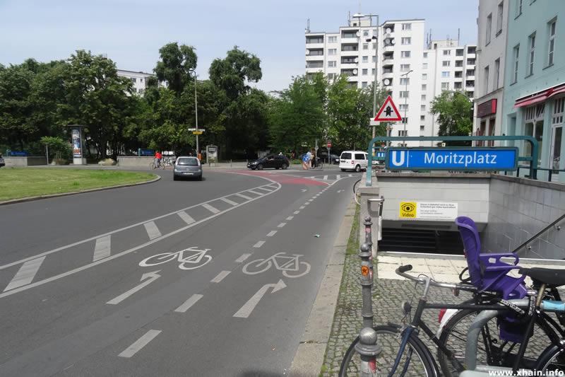 Moritzplatz (Nord)