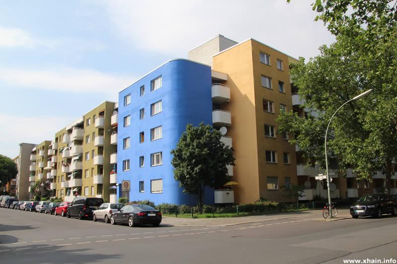 Moritzstraße Ecke Prinzenstraße