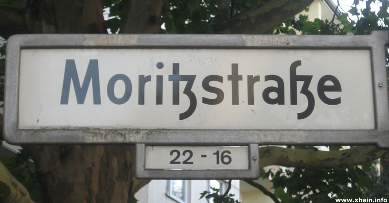 Moritzstraße