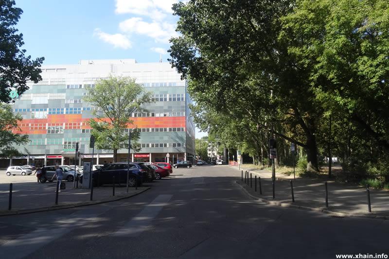 Müncheberger Straße (Kaufhof)