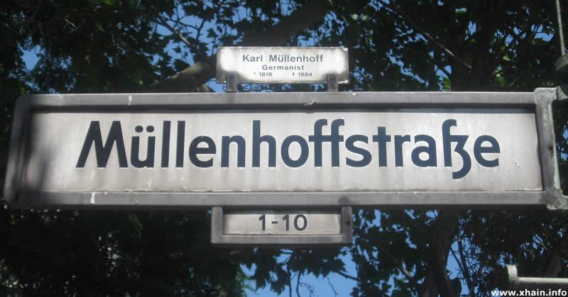 Müllenhoffstraße