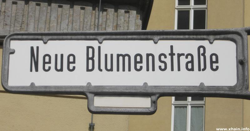 Neue Blumenstraße