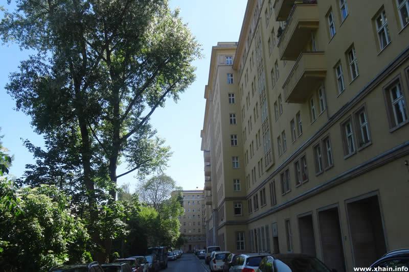 Neue Weberstraße