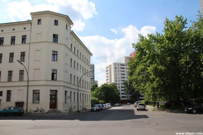 Neuenburger Straße Ecke Alte Jakobstraße