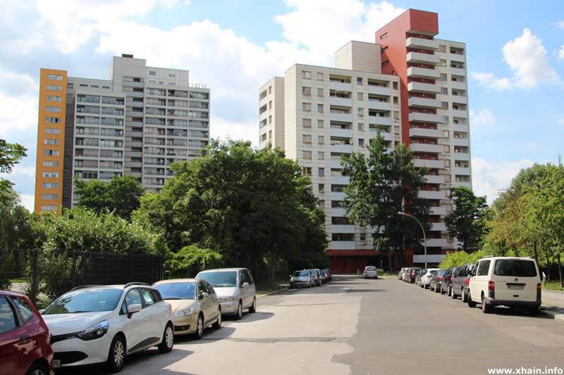 Neuenburger Straße (Sackgasse)