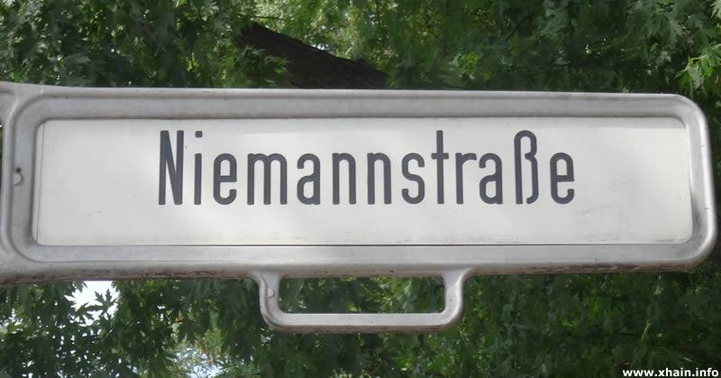 Niemannstraße