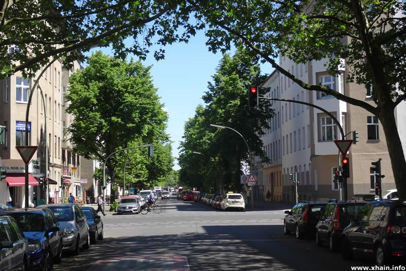 Obentrautstraße Ecke Großbeerenstraße