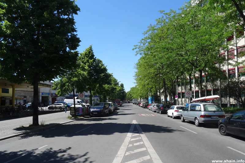 Obentrautstraße (Ost)