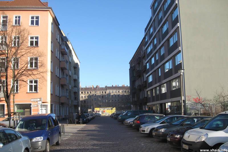 Oderstraße Ecke Dossestraße