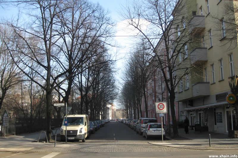 Oderstraße Ecke Weichselstraße