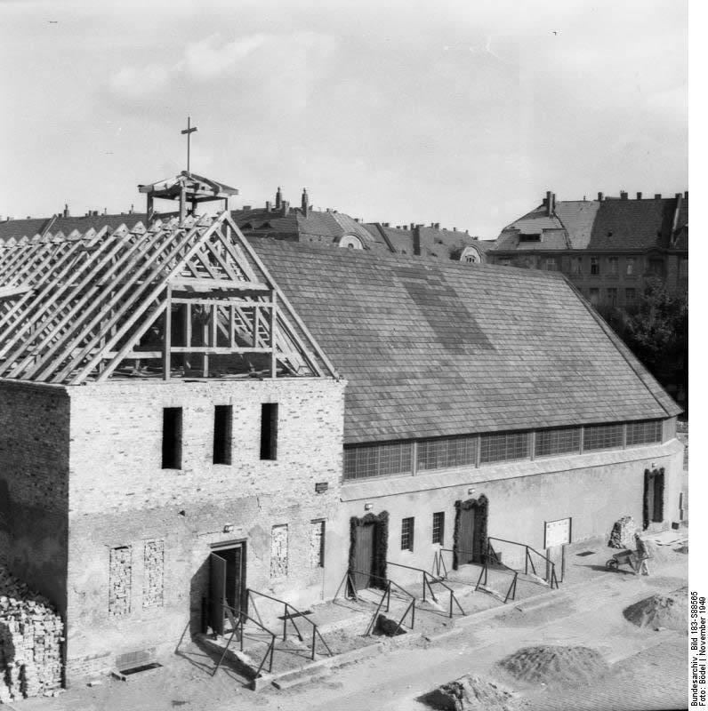 Offenbarungskirche 1949