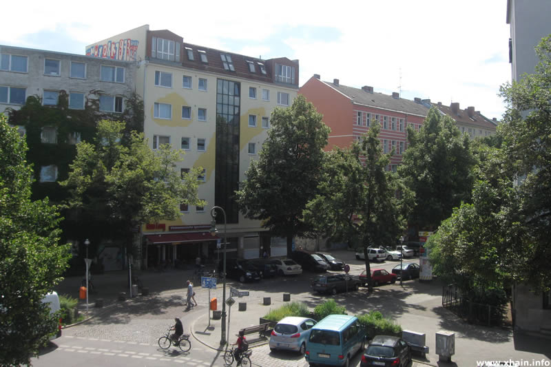 Oppelner Straße Ecke Skalitzer Straße / Schlesisches Tor