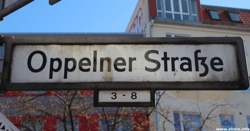 Oppelner Straße