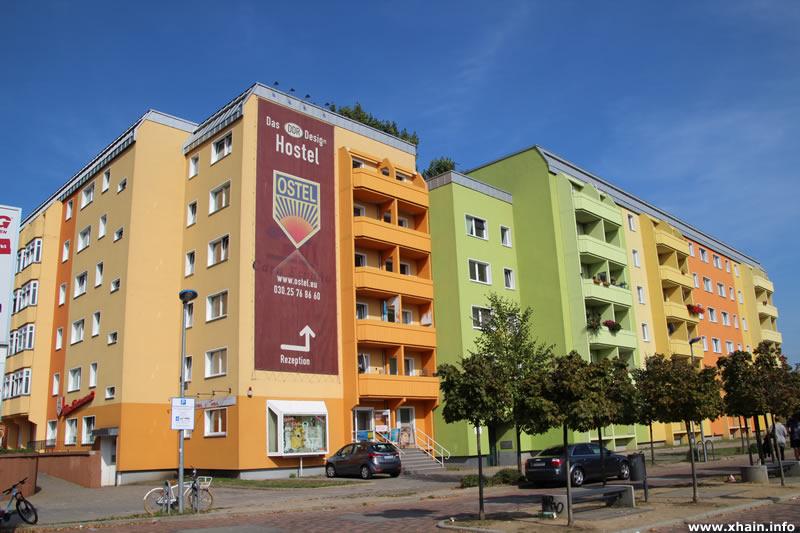 OSTEL - Das DDR Hostel