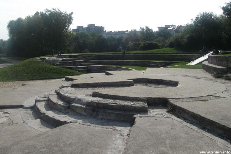 Pamukkale-Brunnen
