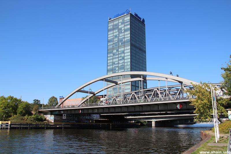Parkwegbrücke