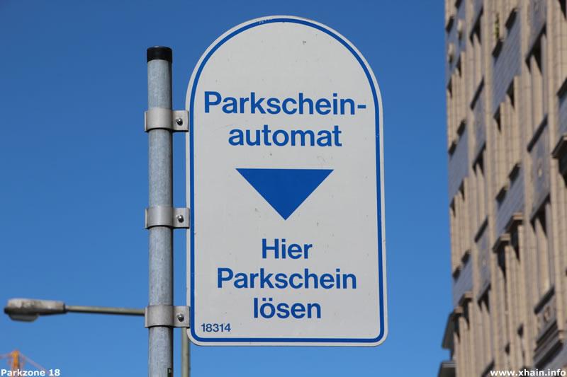 Parkzone 18 im Berliner Stadtteil Friedrichshain