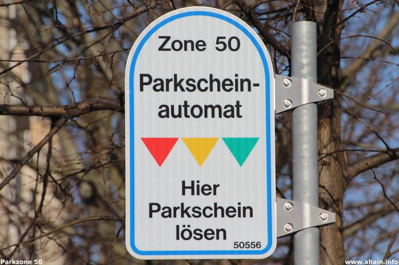 Parkzone 50 im Berliner Stadtteil Friedrichshain