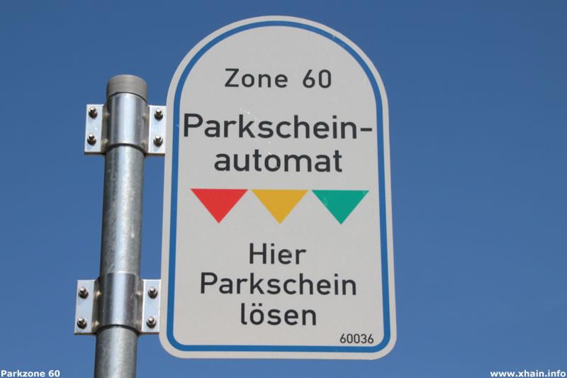 Parkzone 60 im Berliner Stadtteil Kreuzberg