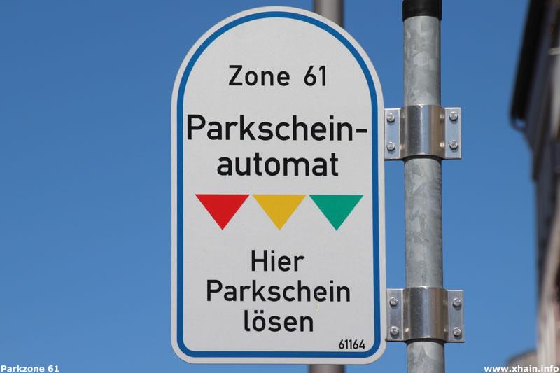 Parkzone 61 im Berliner Stadtteil Kreuzberg
