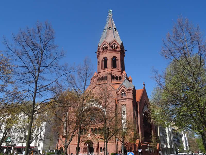 Passionskirche - Berlin-Kreuzberg