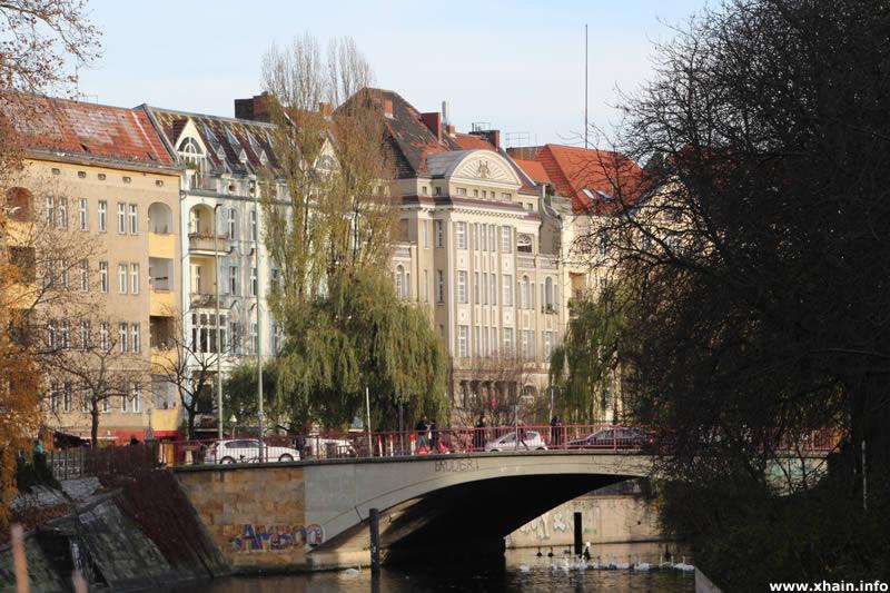 Paul-Lincke-Ufer / Kottbusser Brücke