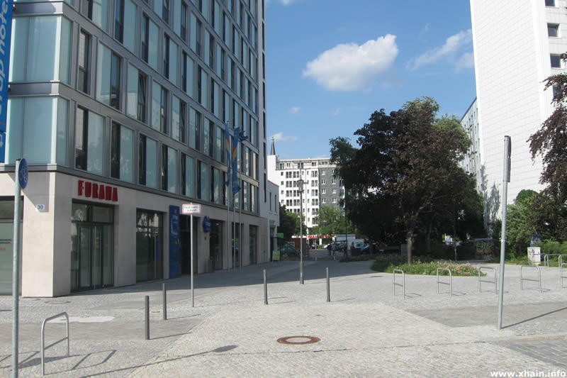 Pauline-Staegemann-Straße