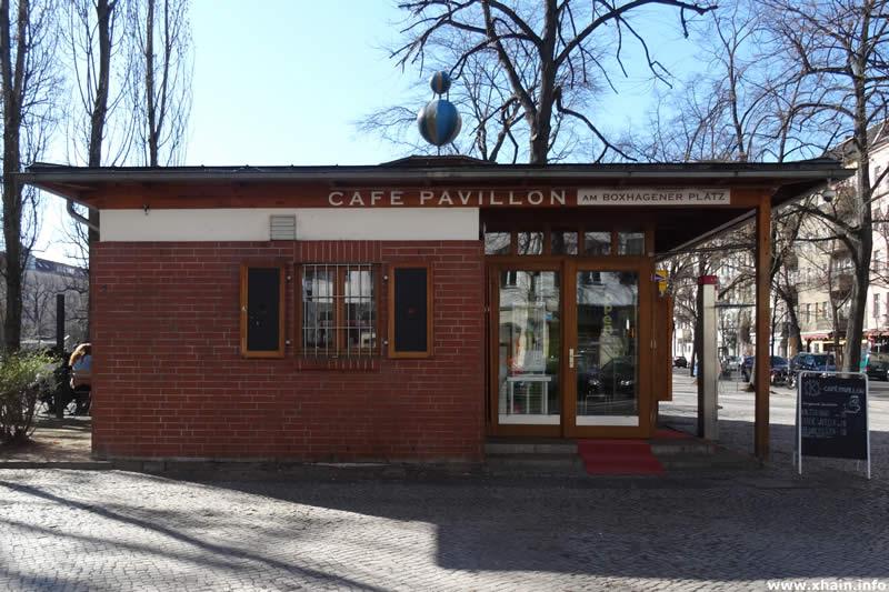 Café Pavillon am Boxhagener Platz