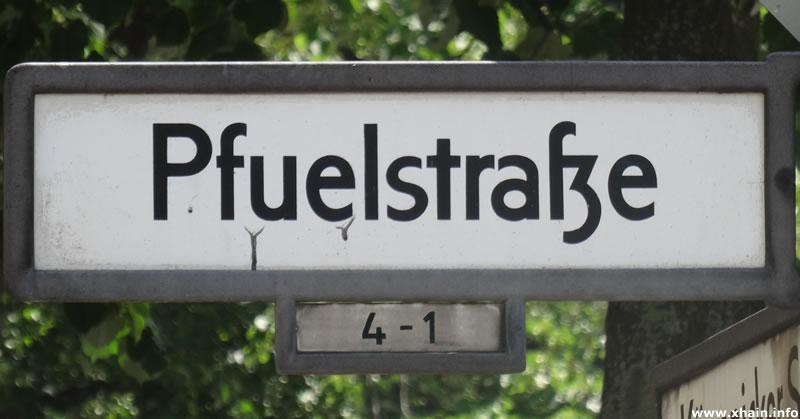 Pfuelstraße