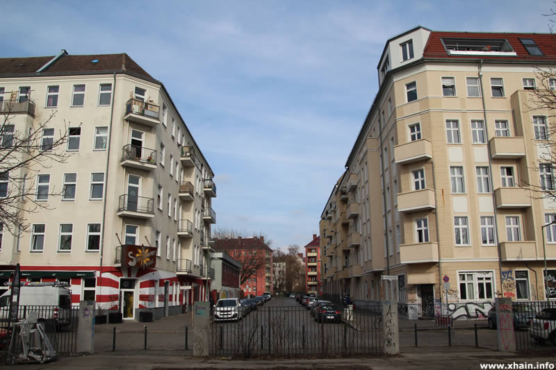 Pillauer Straße Ecke Helsingforser Straße