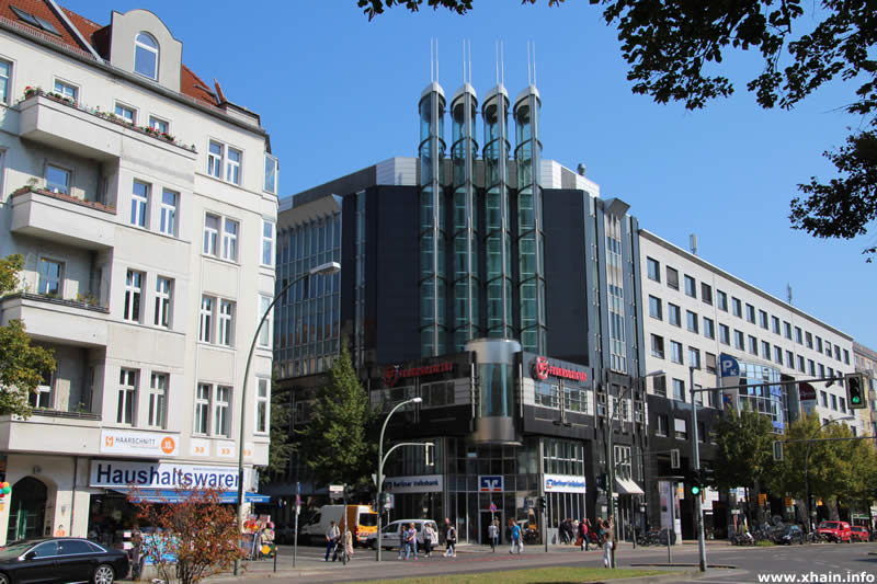 Berlin Best Western Hotel City Ost