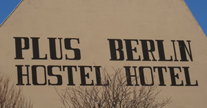 Plus Berlin Hostel Hotel