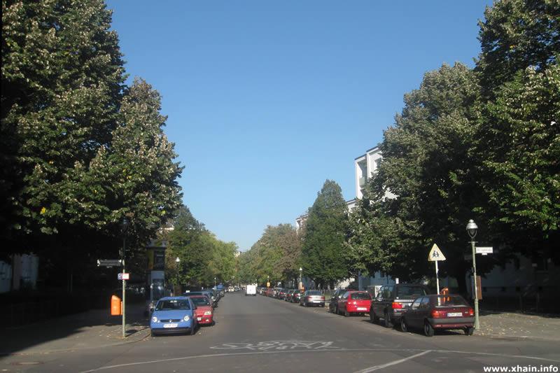 Pücklerstraße Ecke Wrangelstraße