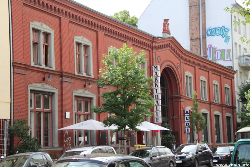 Markthalle IX - Pücklerstraße
