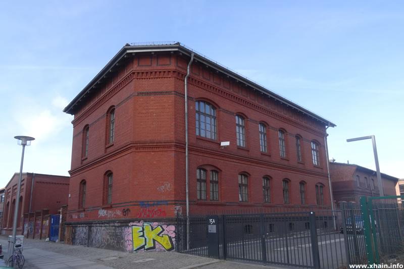 Pumpstation XII in der Rudolfstraße 15