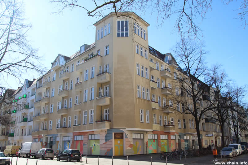 Ratiborstraße Ecke Reichenberger Straße