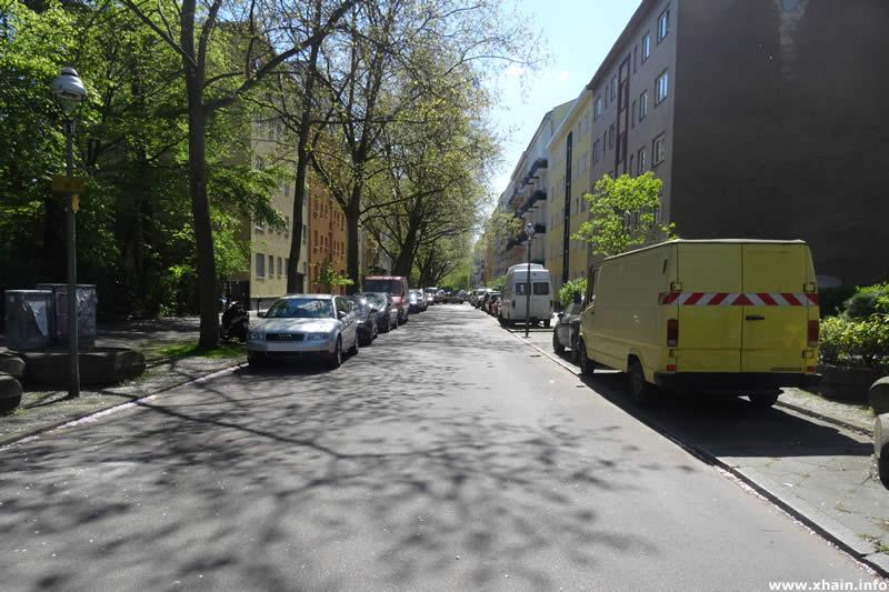 Ratiborstraße Ecke Wiener Straße