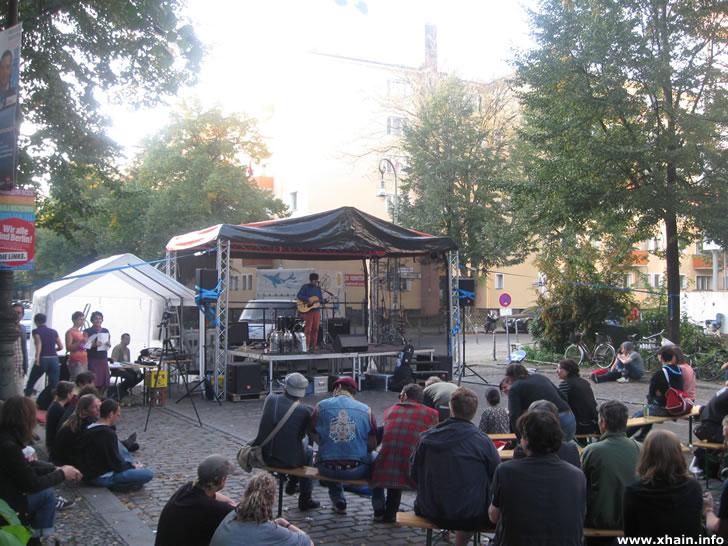 Straßenfest Reichenberger Straße (Reichefest)