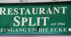 Restaurant Split - Kroatische Küche