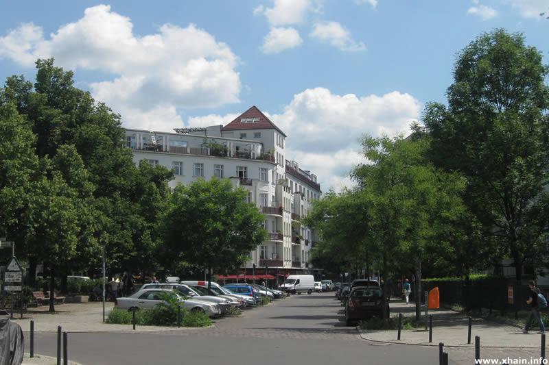 Rigaer Straße Ecke Schleidenplatz