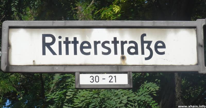 Ritterstraße