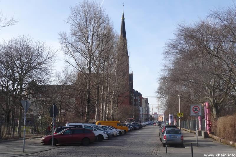 Rudolfstraße Ecke Modersohnstraße
