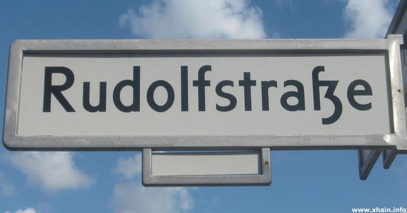 Rudolfstraße