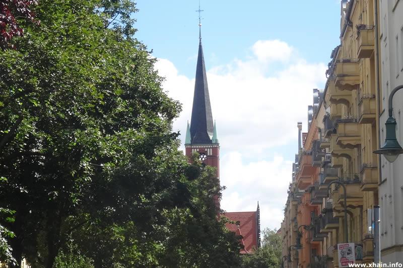 Samariterkirche (Bänschstraße)