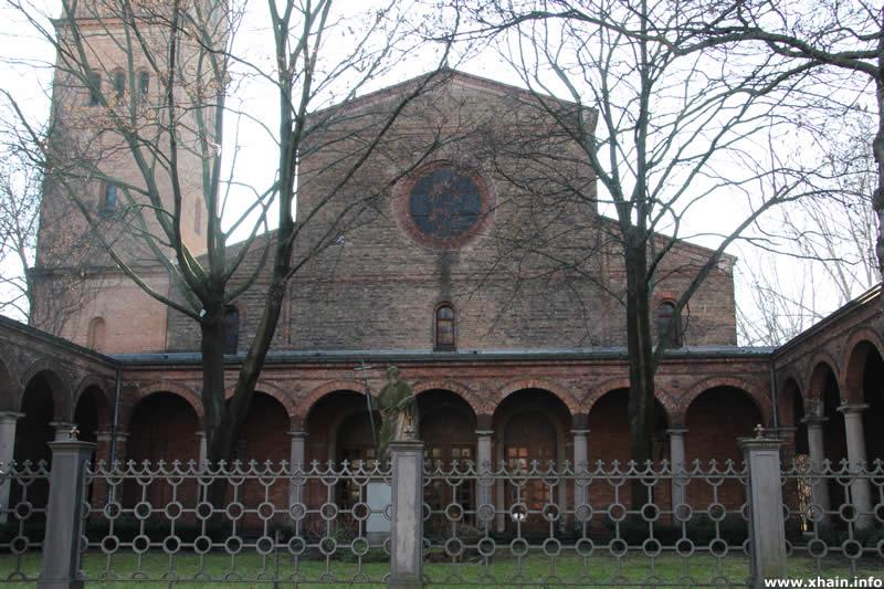 St. Jacobikirche - Berlin-Kreuzberg