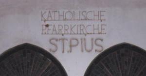 Sankt-Pius-Kirche